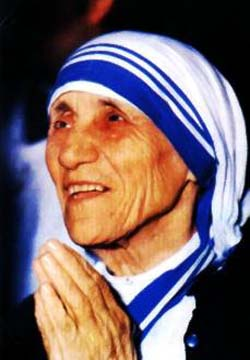 Image result for madre teresa di calcutta