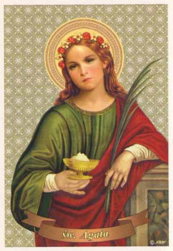 Novena a Sant'Agata