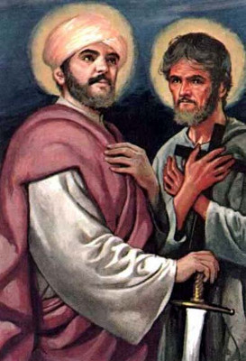 Novena ai Santi Giacomo e Filippo apostoli