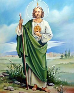 Novena Breve A San Judas Tadeo